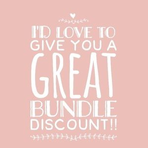 the bigger the bundle, the bigger the discount!!!